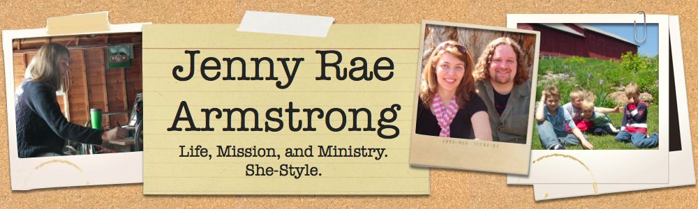 Jenny Rae Armstrong